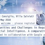 Opportunities and Challenges in Regulating Robotics and Artificial Intelligence. A comparative approach
